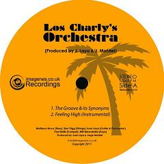 """Los Charlys Orch/THE GROOVE  12"""""""