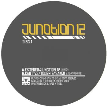 Various/JUNCTION 12 EP #1 12""