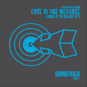 """Nicky Siano/THE GALLERY 1977 PART 1 12"""""""
