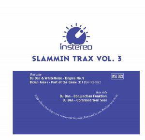 """DJ Dan/SLAMMIN TRAX VOL. 3 12"""""""