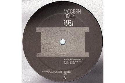 "Getz & Nuage/MODERN TIMES 12"""