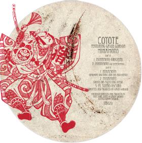 """Coyote/MINAMOTO 12"""""""