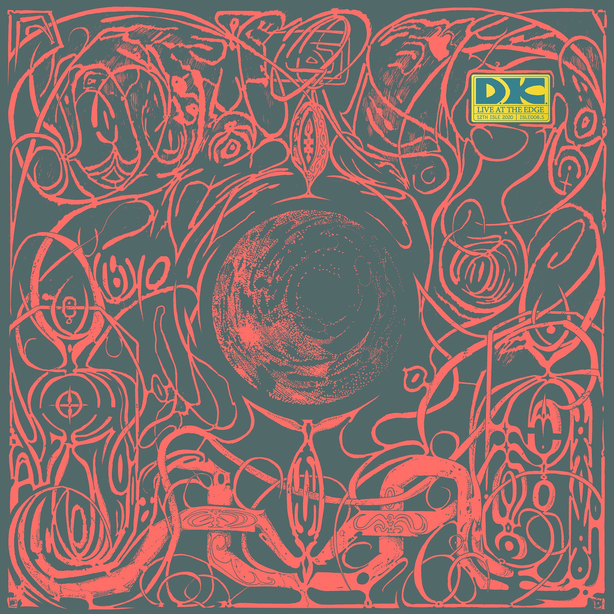 D.K./LIVE AT THE EDGE LP