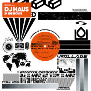 Various/DJ HAUS IN THE HOUSE DLP