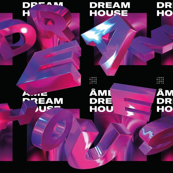 Ame/DREAM HOUSE REMIXES PT 1 12""
