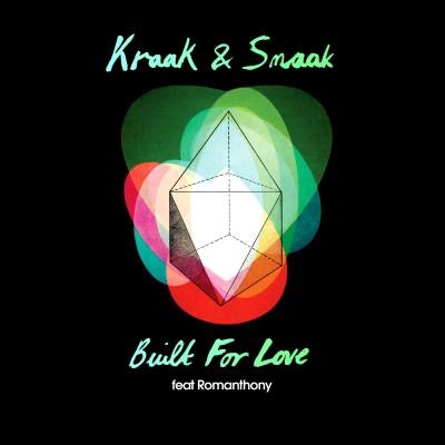 """Kraak & Smaak/BUILT FOR(PSYCHEMAGIK) 12"""""""