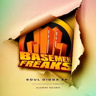 "Basement Freaks/SOUL DIGGA EP 12"""