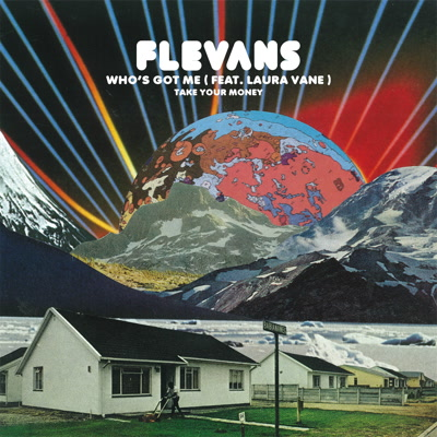 Flevans/WHO'S GOT ME 7""