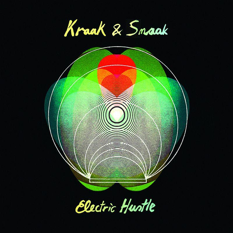 Kraak & Smaak/ELECTRIC HUSTLE DLP