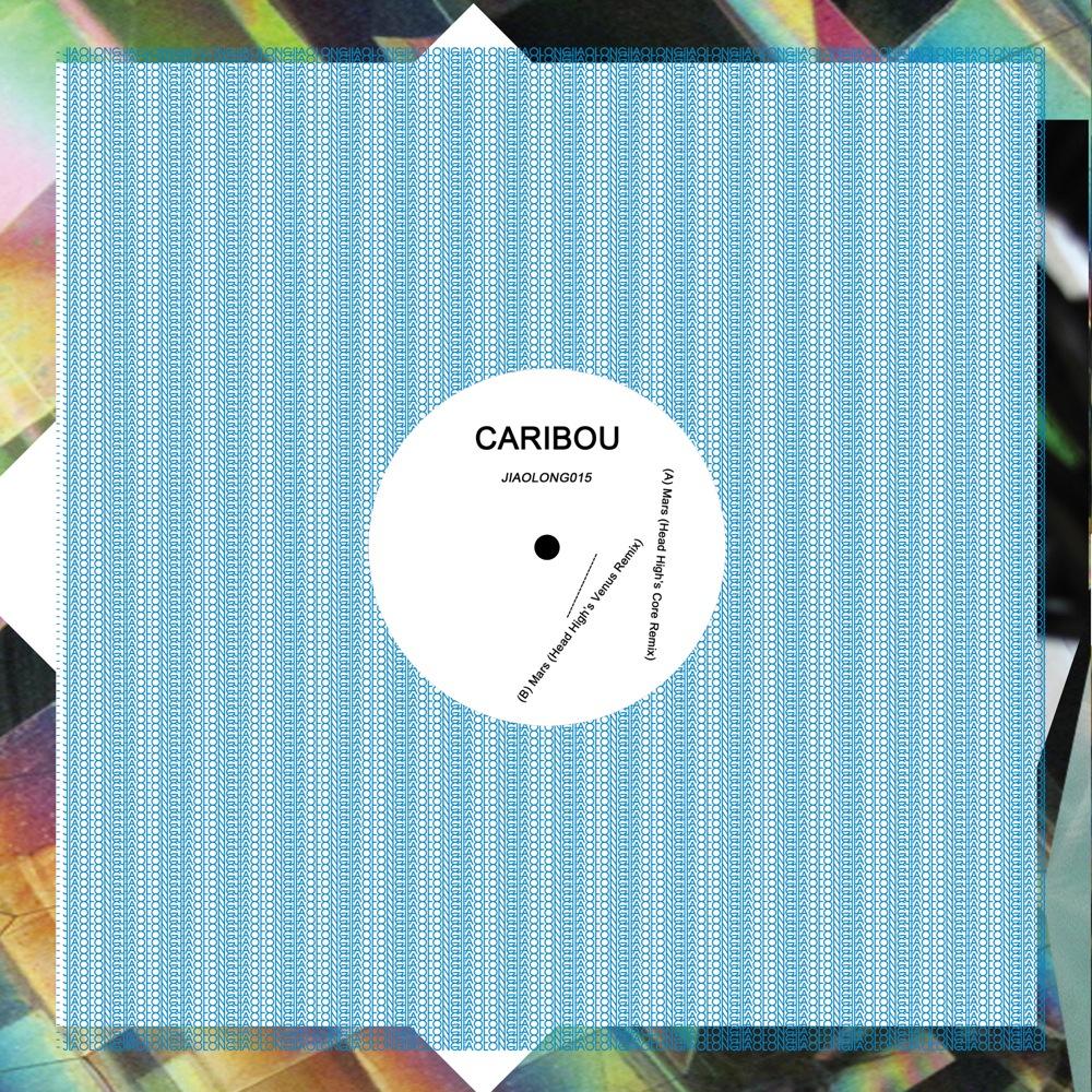 "Caribou/MARS (HEAD HIGH REMIXES) 12"""