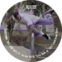"Deft/LET'S HOOK UP (LUKE VIBERT D&B) 12"""