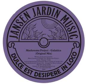 Mushrooms Project/GALATTICA 12""