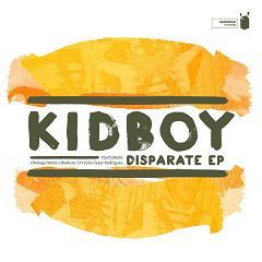 """Kidboy/DISPARATE  EP  12"""""""