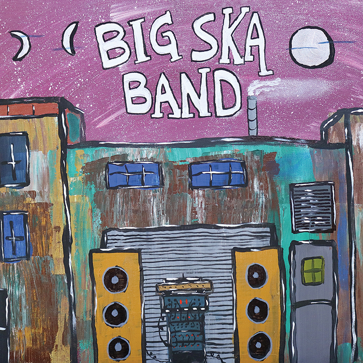 Big Ska Band/FEATURING COREY GLOVER LP