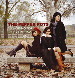 """Pepper Pots/WAITING FOR CHRISTMAS 7"""""""
