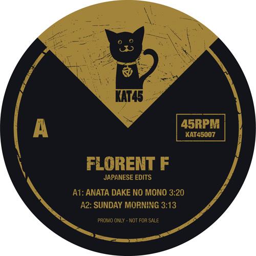 "Florent F/JAPANESE EDITS 10"""