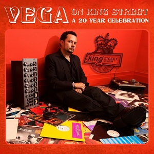 Louie Vega/KING STREET 20TH YEAR DCD