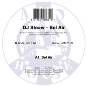 """DJ Steaw/BEL AIR 12"""""""