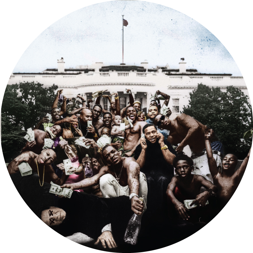Kendrick Lamar/BUTTERFLY SLIPMAT