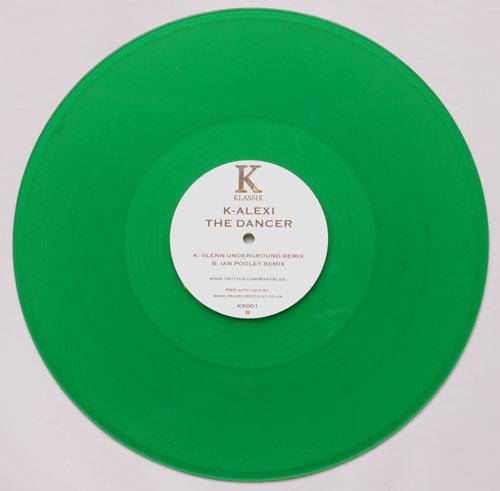 """K-Alexi/THE DANCER (ORIGINAL MIX) 12"""""""