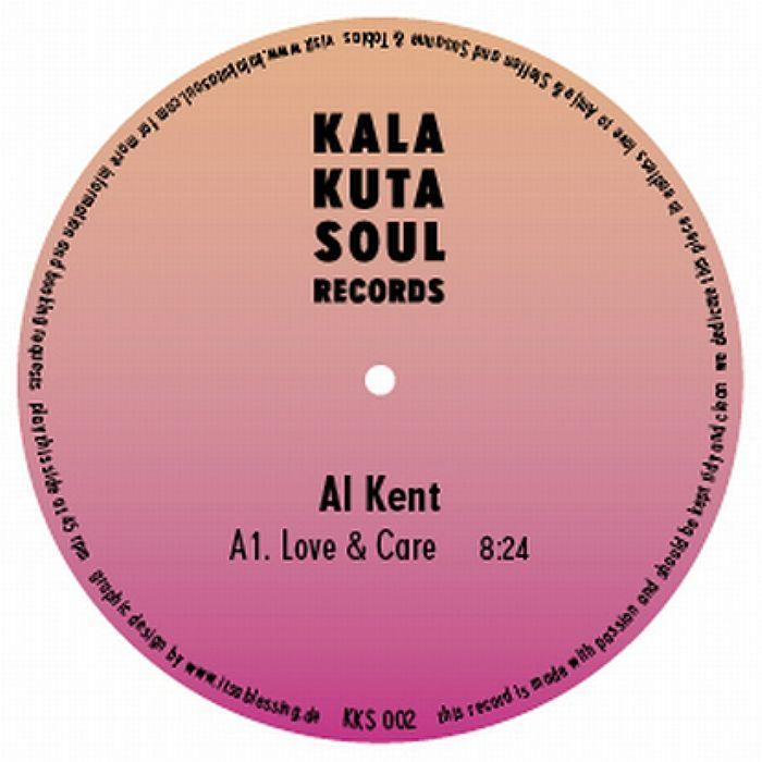 "Al Kent/LOVE & CARE 12"""
