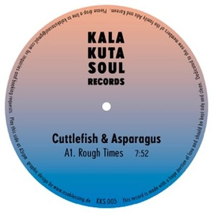 Cuttlefish & Asparagus/ROUGH TIMES 12""