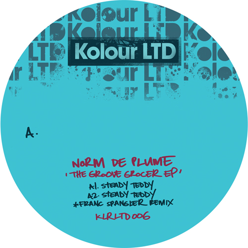 """Norme De Plume/THE GROOVE GROCER EP 12"""""""