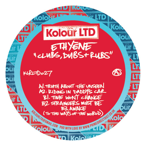 """Ethyene/CLUBS, DUBS & RUBS 12"""""""