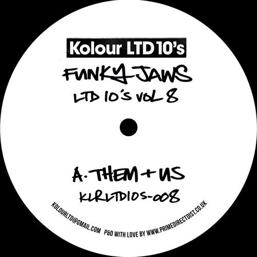 """Funkyjaws/LTD 10""""s VOL. 8 10"""""""