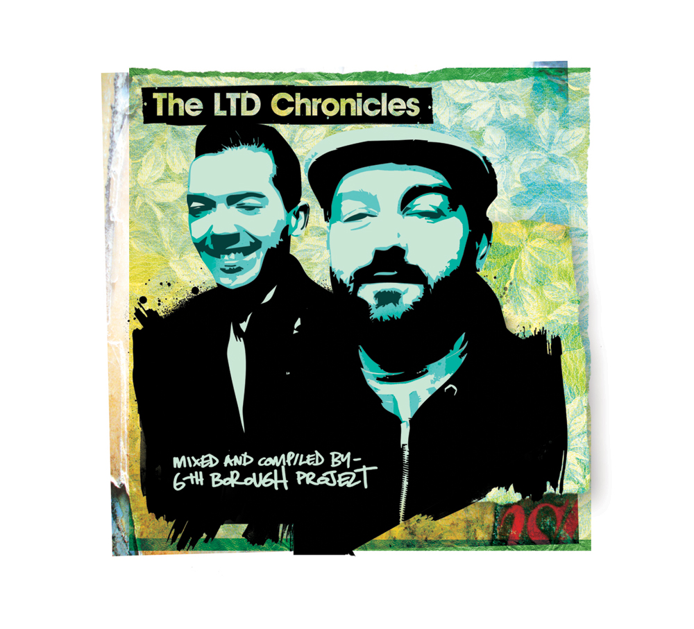 6th Borough Project/LTD CHRONICLES CD