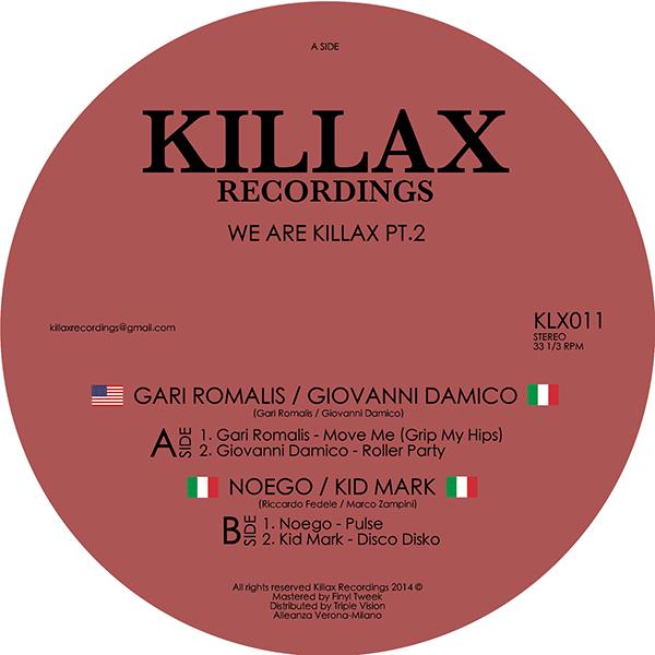 "Various/WE ARE KILLAX PT. 2 12"""