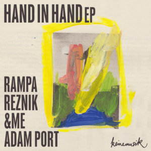 Various/HAND IN HAND EP 12""