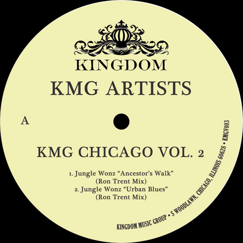 Various/KMG CHICAGO VOL. 2 12""