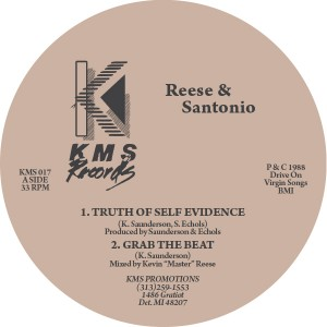 Reese & Santonio/TRUTH OF SELF... 12""