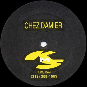 Chez Damier/UNTITLED 12""