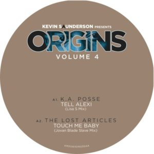 Various/KMS ORIGINS VOL. 4 12""