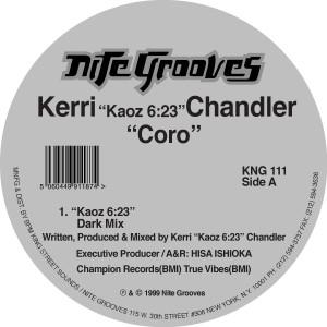 """Kerri Chandler/CORO 12"""""""