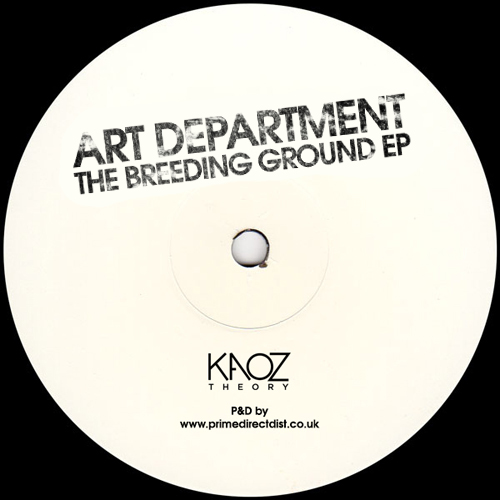 Art Department/BREEDING GROUND EP 12""