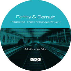 "Cassy & Demuir/PLEASE ME-FRED P RMXS 12"""