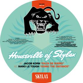 "Various/HOUSEVILLE OF SKYLAX 12"""