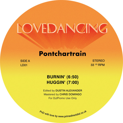 Pontchartrain/BURNIN' 12""