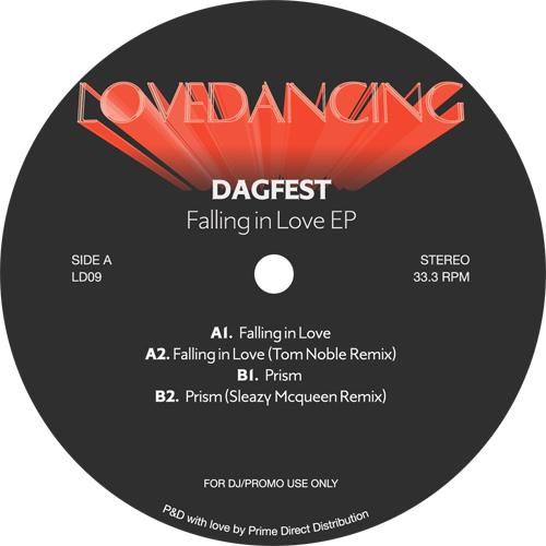 """Dagfest/FALLING IN LOVE EP 12"""""""