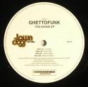 """Ghettofunk/THE SOUND EP 12"""""""