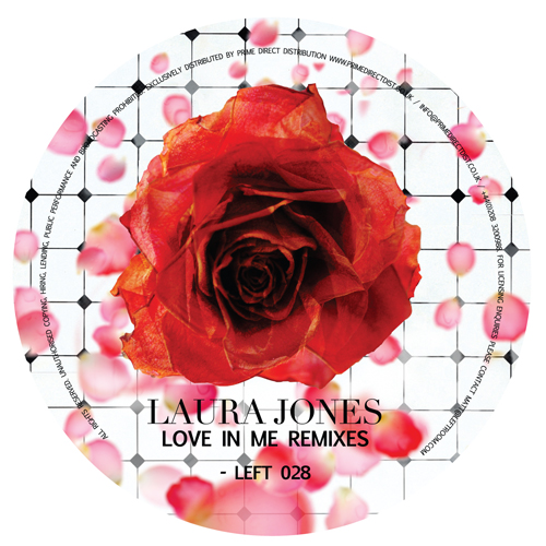 """Laura Jones/LOVE IN ME REMIXES 12"""""""