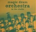 Magic Drum Orchestra/IN THE STUDIO CD