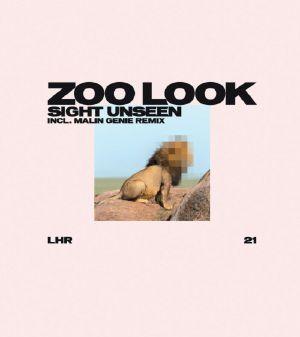 "Zoo Look/SIGHT UNSEEN 12"""