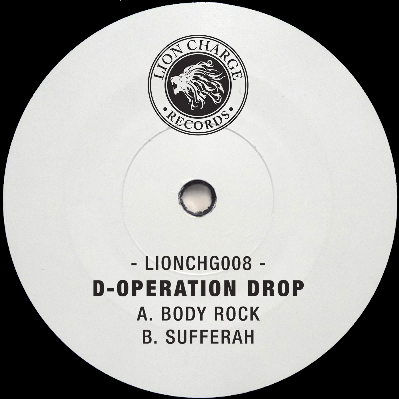 D-Operation Drop/BODY ROCK 12""