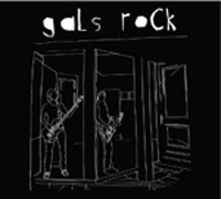 Various/GALS ROCK CD