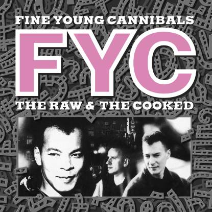 Fine Young Cannibals/THE RAW AND... LP