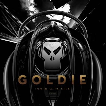 """Goldie/INNER CITY LIFE (2020 RMX'S) 12"""""""
